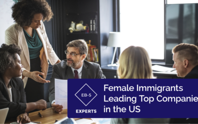 Female Immigrants Leading Top Companies in the US