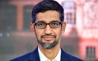 Sundar Pichai: Indian Immigrant to Google CEO